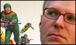 "G.I. Joe book ""Tim Finn"""